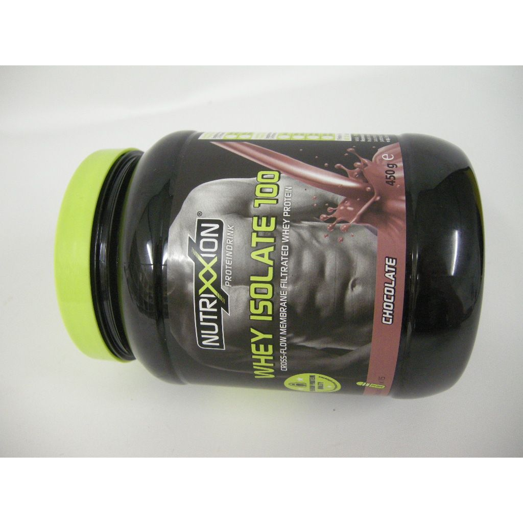 Whey Isolate 100 - Protein-Drink