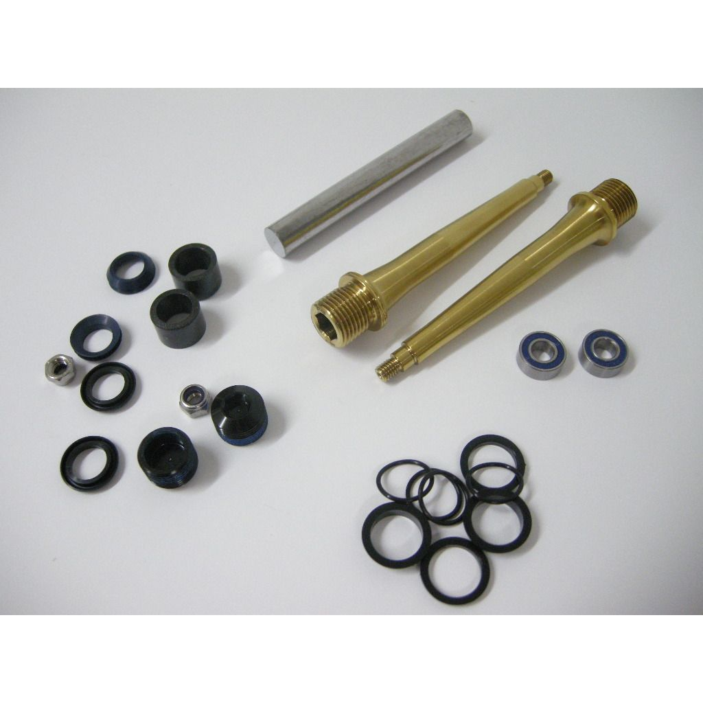 Achse Titanium upgrade kit