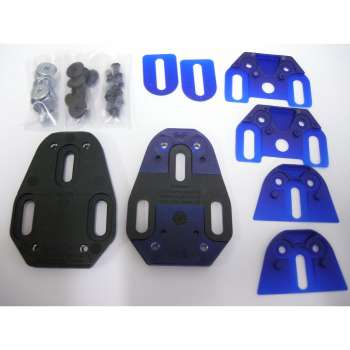 Aero Walkable Snap Shim Base Plate Kit