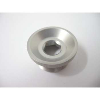 3D alloy non drive side bolt