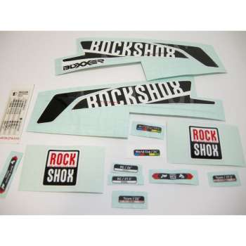 Decal Kit Boxxer Lower Leg B1
