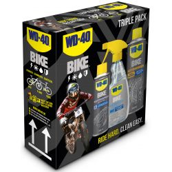 Bike Triple Pack Cleaning Kit