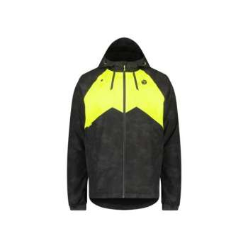 Commuter Winter Rain Jacket Hi-vis & Reflection